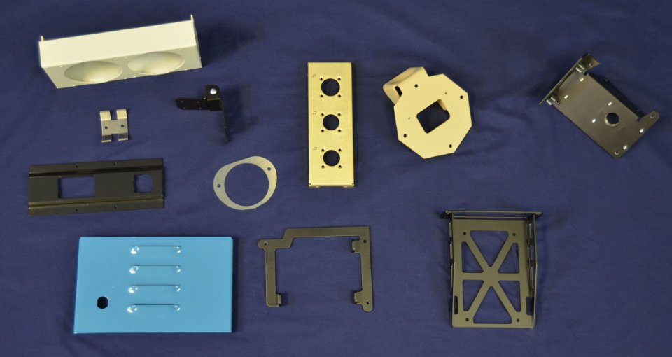 Metal Bracket Manufacturing